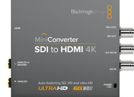 Convertisseur SDI HDMI pas cher